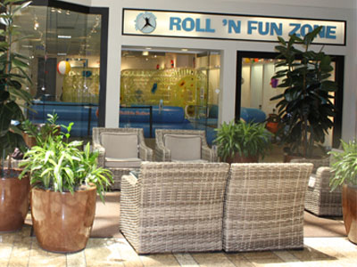 Roll 'N Fun Zone place for kids to go in Manhattan Beach